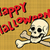 happy halloween skull and bones stock photo © studiostoks