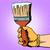 コミック · 漫画 · 血まみれの · 石膏 · レトロな - ストックフォト © studiostoks