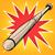 honkbalknuppel · geïsoleerd · sport · stick · hout · ontwerp - stockfoto © studiostoks