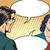 diálogo · empresários · dois · discutir · reunião · casal - foto stock © studiostoks