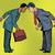 affaires · confrontation · réunion · deux · différent · équipes - photo stock © studiostoks