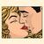 retro kiss man and woman love couple stock photo © studiostoks