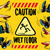 voorzichtigheid · nat · vloer · signaal · glad · veld - stockfoto © studiostoks