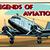 repülőgép · pilótafülke · repülőgép · pop · art · retró · stílus · légi · közlekedés - stock fotó © studiostoks