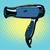 blue hairdryer for drying hair stock photo © studiostoks