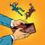 corruption bribe dependent on the money people stock photo © studiostoks