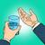 錠剤 · 水 · 効果 · 医療 · 実例 - ストックフォト © studiostoks