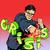super businessman hero against crisis business concept stock photo © studiostoks