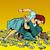woman beats man in fight for the money stock photo © studiostoks