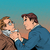 conflict men fight quarrel businessman stock photo © studiostoks