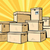 pacchetto · cartone · scatole - foto d'archivio © studiostoks