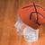 turuncu · yün · el · yapımı · kapak · basketbol · top - stok fotoğraf © studiotrebuchet