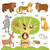 animals vector set stock photo © studioworkstock