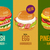 fast · food · menu · sjabloon · fastfood · restaurant · communie · ingesteld - stockfoto © studioworkstock