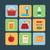 duży · zestaw · żywności · produktów · wektora · ikona - zdjęcia stock © studioworkstock