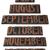 ábécé · fából · készült · doboz · levelek · véletlenszerű · klasszikus - stock fotó © suljo
