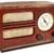 old radio cutout stock photo © suljo