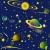 przestrzeni · wszechświata · streszczenie · galaktyki · bezszwowy - zdjęcia stock © suljo