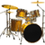 drumset cutout stock photo © suljo