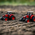 Toy tractors on the field stock photo © superelaks