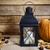 lantern and pumpkin on a wooden table stock photo © superelaks