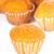 heerlijk · klein · muffins · witte · banaan · voedsel - stockfoto © supersaiyan3