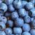 femme · manger · fraîches · BlackBerry · portrait · belle · femme - photo stock © supertrooper
