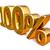 3D · oro · 100 · cento · cento · sconto - foto d'archivio © Supertrooper