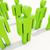 emberek · fehér · tömeg · férfi · modell · kommunikáció - stock fotó © Supertrooper