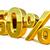 goud · zestig · procent · geïsoleerd · witte · 60 - stockfoto © supertrooper