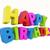 gelukkige · verjaardag · gelukkig · leuk · geschenk · vakantie - stockfoto © Supertrooper