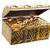 mapa · del · tesoro · dorado · monedas · mapa · financiar · antiguos - foto stock © supertrooper