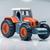 農業の · トラクター · おもちゃ · 肥沃な · 土壌 · 地上 - ストックフォト © supertrooper