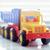jouet · camion · industrielle · véhicule · plastique - photo stock © Supertrooper