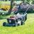 modern · gázolaj · fűnyíró · zöld · legelő · kertészkedés - stock fotó © supertrooper