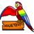 parrot stock photo © superzizie