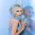 neve · rainha · congelada · espelho · belo · mulher · jovem - foto stock © svetography