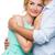 beautiful couple holding hugging stock photo © svetography