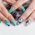 mulher · mãos · colorido · unhas · criador - foto stock © svetography