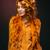 dziewczyna · ręce · piękna · jesienią · liści - zdjęcia stock © svetography