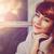 美少女 · 屋外 · 美しい · 若い女性 · 長い - ストックフォト © svetography