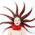 menina · cabelos · longos · belo · mulher · jovem · longo · cabelo · escuro - foto stock © svetography