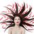 menina · pimenta · pimentas · retrato · belo - foto stock © svetography