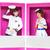 少年 · 少女 · 見える · のような · 人形 · 美しい - ストックフォト © svetography