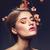 hibátlan · arcszín · gyönyörű · fiatal · nő · bőr · nő - stock fotó © svetography