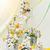 Blume · Dekorationen · Set · Hochzeit · Zubehör · Dekoration - stock foto © svetography
