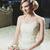 mooie · bruid · kouseband · vergadering · bed · bruiloft - stockfoto © svetography