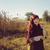 gelukkig · vrouw · bos · genieten · natuur · meisje - stockfoto © svetography