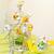 Hochzeit · Blume · Dekoration · Set · zwei · Blumen - stock foto © svetography