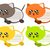 Cartoon · gato · memorándum · ilustración · nota · cute - foto stock © sweetcrisis